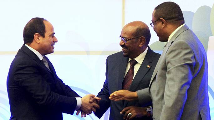 اتفاق ثلاثي بشأن سد النهضة الأثيوبي