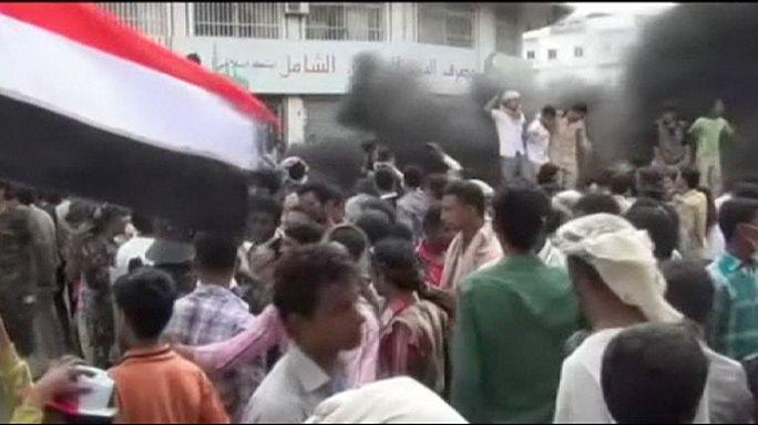 Министры иностранных дел Саудовской Аравии и Великобритании заявили о поддержке президента Йемена
