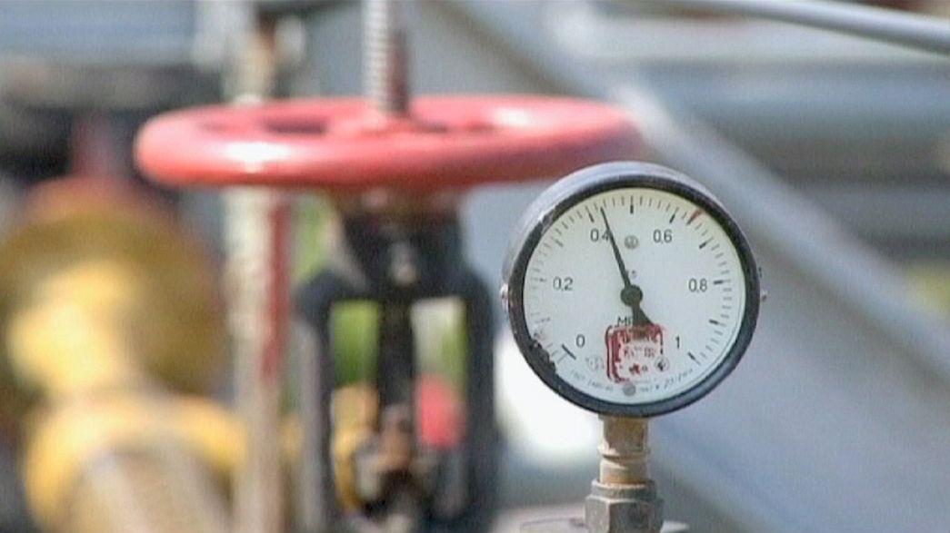 Forniture gas: Kiev si dice pronta a sospendere acquisto da Mosca