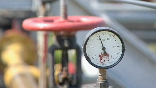 Ukraine says it will stop buying Russian gas as of next month