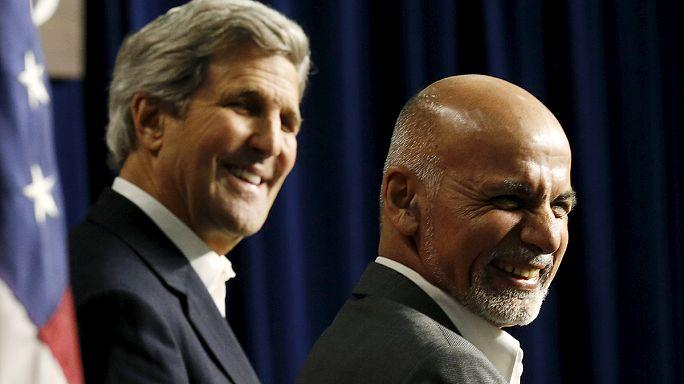 Rendeződik az amerikai-afgán viszony