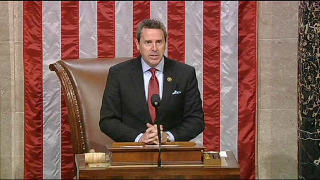 US House of Reps. votes in favour of sending arms to Ukraine
