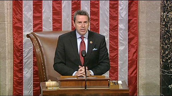 US-Repräsentantenhaus für Waffenlieferungen an Ukraine