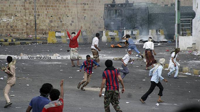 """İç savaşın eşiğindeki Yemen: """"Ülkeye müdahale edin"""""""
