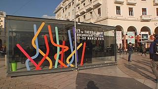 Thessaloniki celebrates documentary film