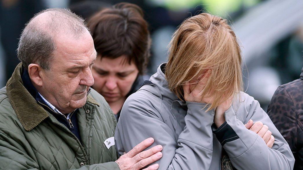 Germanwings crash: search suspended