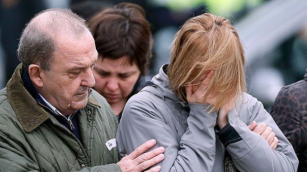 Alp dağlarına düşen Germanwings uçağının enkazına ulaşıldı, yolcular arasında Türkler de var