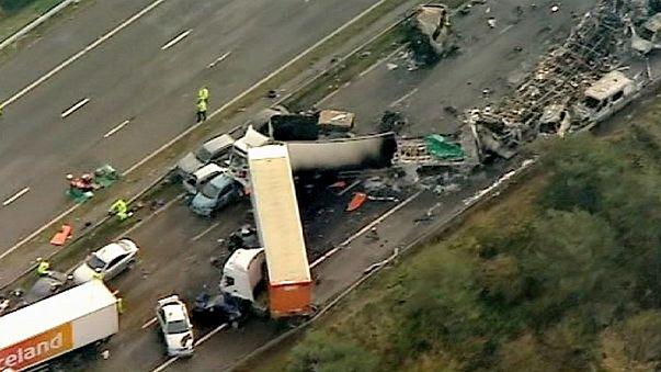 EU warns on road traffic deaths