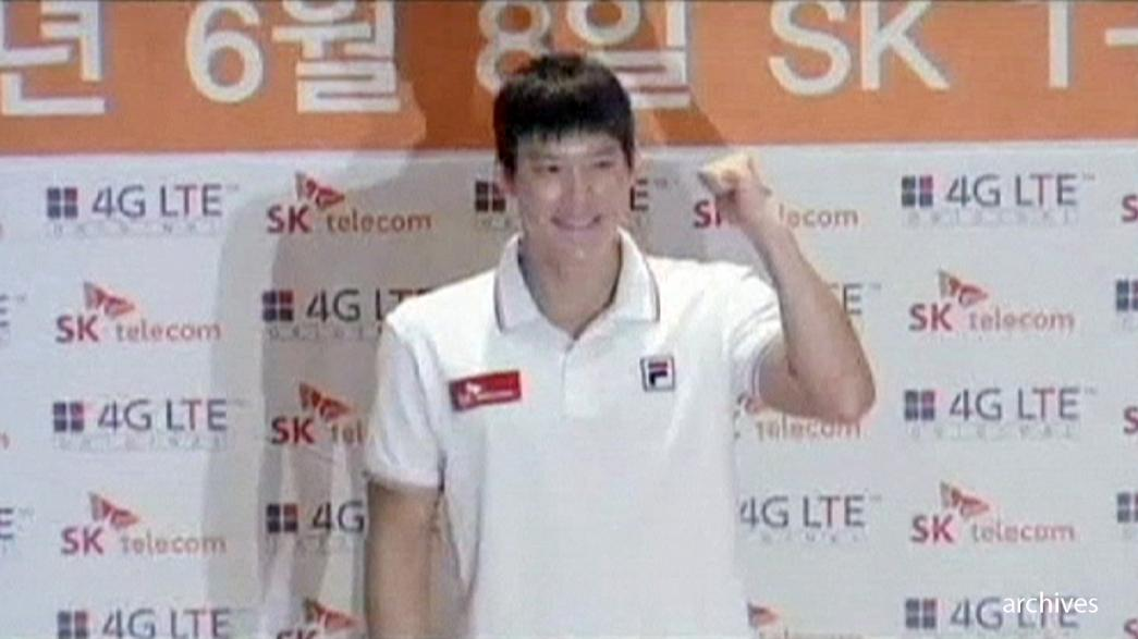 Doping trama Park Tae-hwan mas o sonho olímpico mantém-se