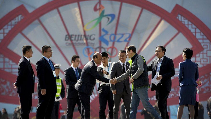 Комиссия МОК инспектирует Пекин, претендующий на зимнюю Олимпиаду-2022