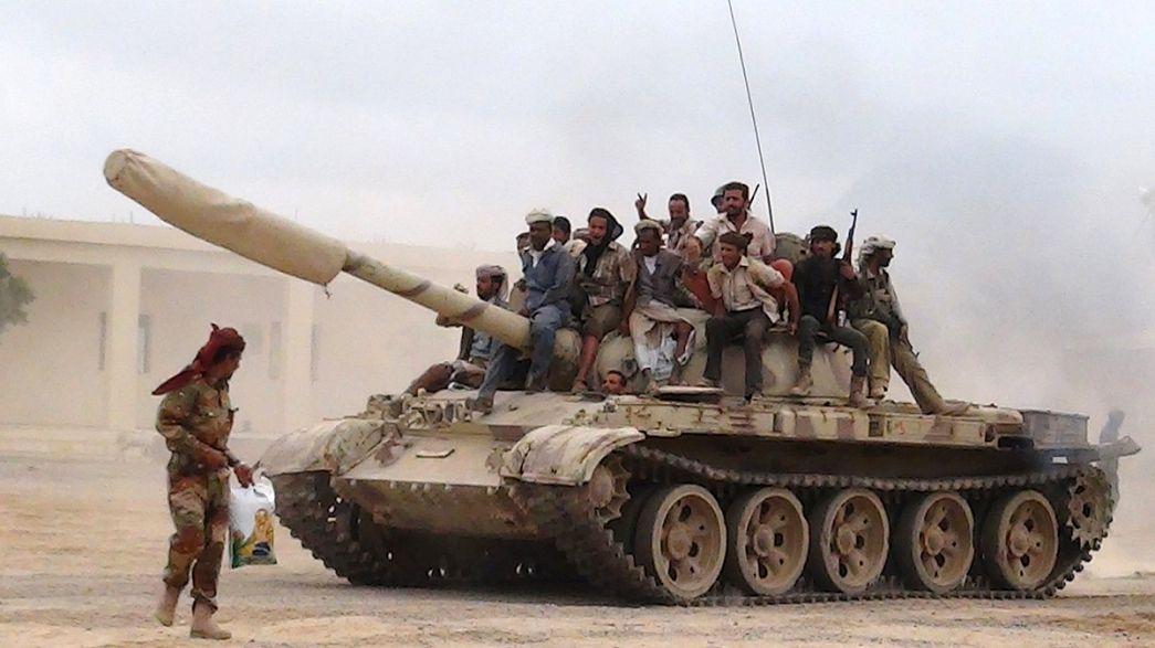 Le Yémen demande l'aide de l'ONU contre l'avancée des Houthis
