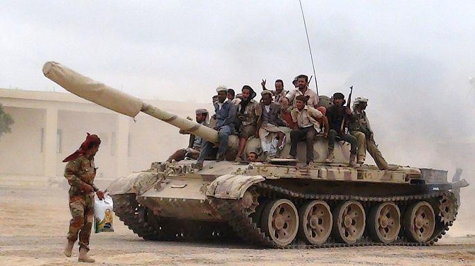 Йемен. Жители города Таиз выступили против хоуситов