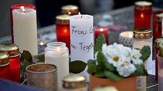 شهر هالترن آم زه در سوگ دانش آموزان و معلمان جان باخته در سقوط هواپیمای ایرباس