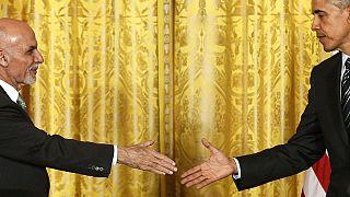 США в Афганистане: оставаться, уходя