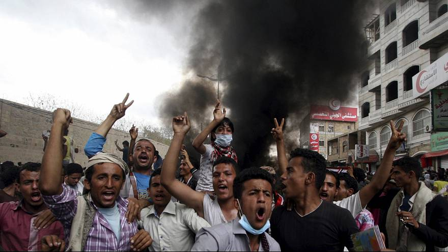 Spieler und Gegenspieler im Jemen-Konflikt