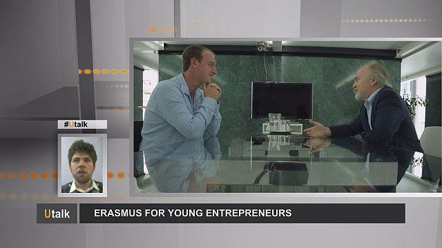 الإشتراك في ايراسموس لرواد الأعمال الشباب؟