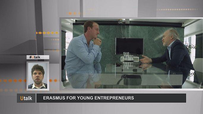 """Помощь частному бизнесу: """"Эрасмус для молодых предпринимателей"""""""