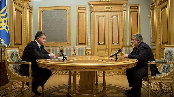 Kolomoïski, entre soutien à Kiev, oligarchie et trafic d'influence