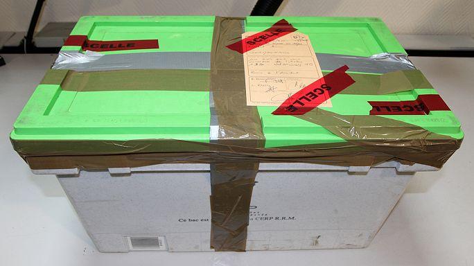 Düşen uçağın kara kutusu incelenmeye başlandı