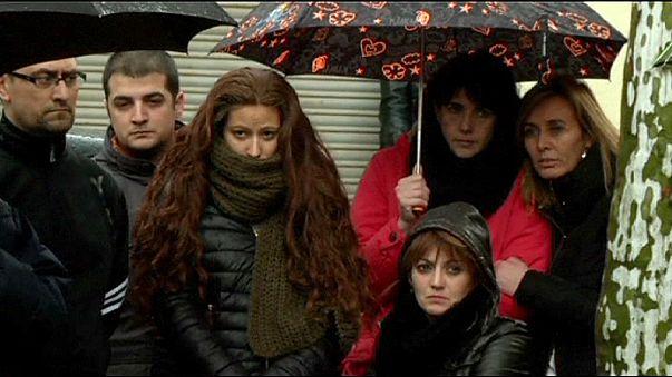 Große Trauer in einer kleinen katalanischen Gemeinde über den Tod ihrer Austauschschüler