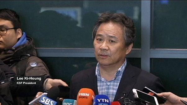 Ν.Κορέα: Δημόσια απολογία από τον Παρκ ζητά η κολυμβητική ομοσπονδία