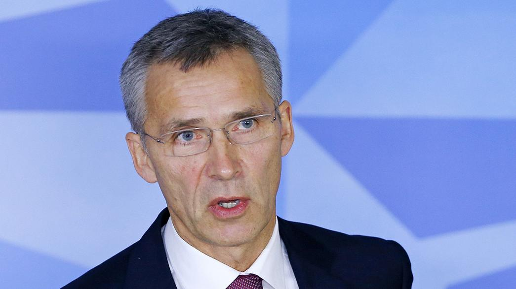 Stoltenberg: NATO massively stepping up military presence in Europe