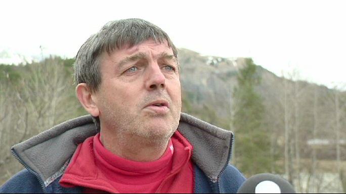 Crash de l'A320 : témoignage du premier journaliste sur le site du drame