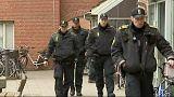Danimarka'da terör operasyonu