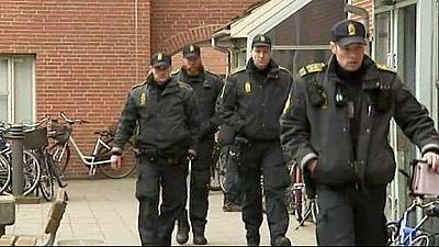 Detenido un quinto sospechoso de colaborar en atentados en Copenhague
