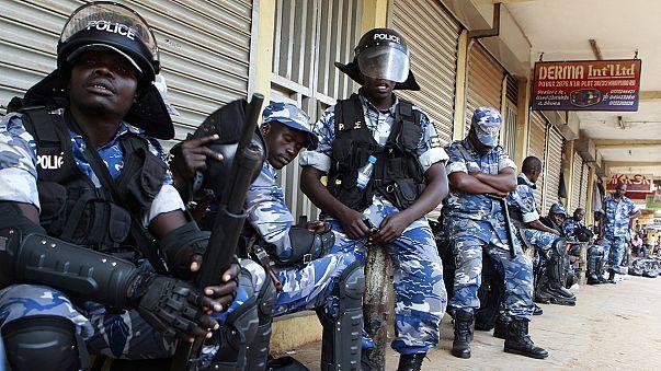 Uganda'da terör alarmı