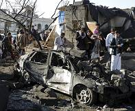 Saudi Arabia-led coalition strikes at Houthi targets in Yemen