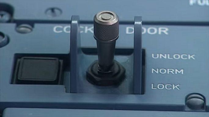 How pilot could have locked himself in cockpit of doomed jet