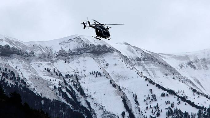 Germanwings pilot 'locked out' of cockpit - crash investigators