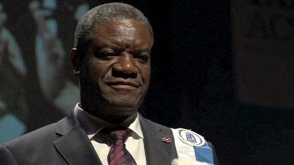 Un documental muestra el trabajo de Denis Mukwege