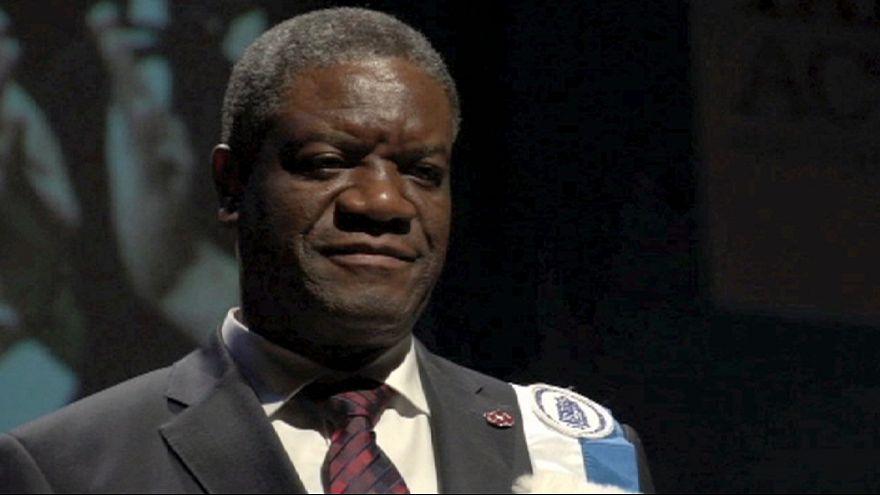 Belgische Premiere des Dokumentarfilms über Mukwege