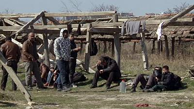 Fleeing Kosovo: over the border and back again