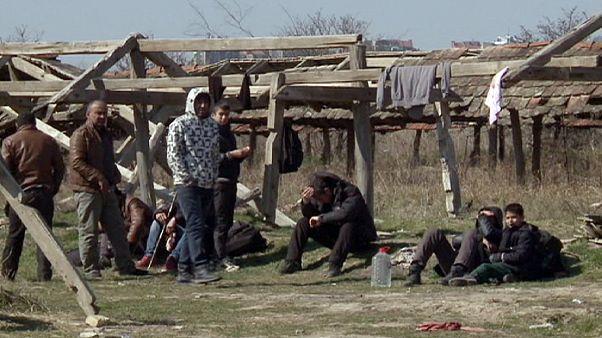 مهاجرت غیر قانونی کوزوویی ها به داخل مرزهای شنگن
