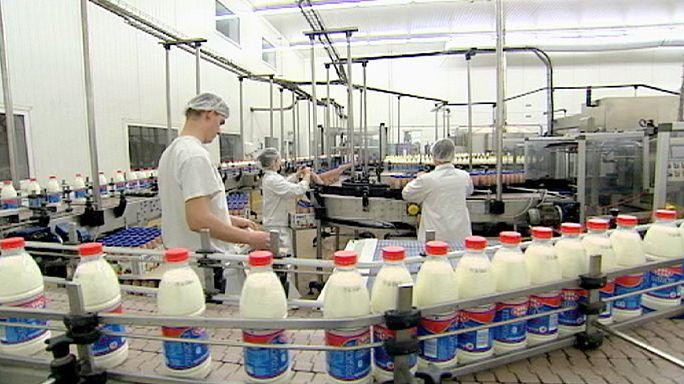 الاتحاد الاوروبي ينهي العمل بنظام الحصص في مجال انتاج الحليب.