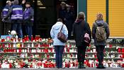 Haltern observes minute's silence for school victims of Germanwings crash