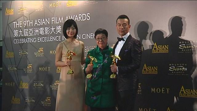 Asian cinema celebrates in Macau and Hong Kong festivals
