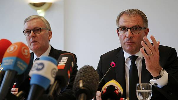 """Lufthansa expresses shock but calls Germanwings tragedy an """"isolated incident"""""""