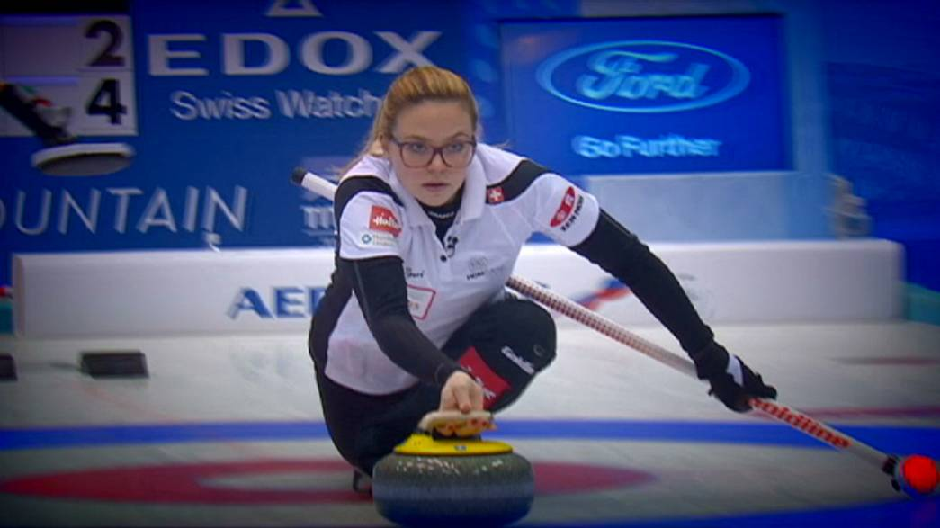 Sports United : Curling, squash et Marius Vizer