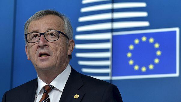 Unterstützung für Junckers Investitionsplan