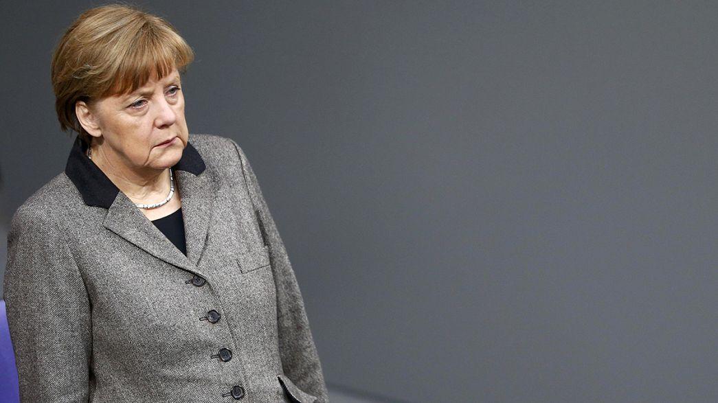 """Merkel: """"So etwas geht über jedes Vorstellungsvermögen hinaus"""""""