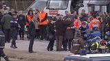 Тяжелый день для родных погибших в авиакатастрофе во Франции