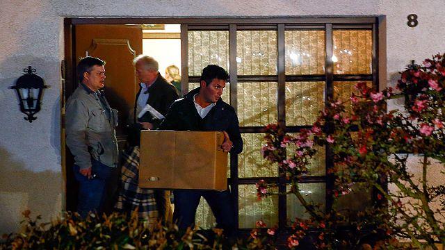 الشرطة الألمانية تفتش منزلي مساعد طيار الطائرة الألمانية المنكوبة