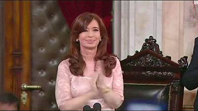 Argentina President Fernandez bombing case could be reopened