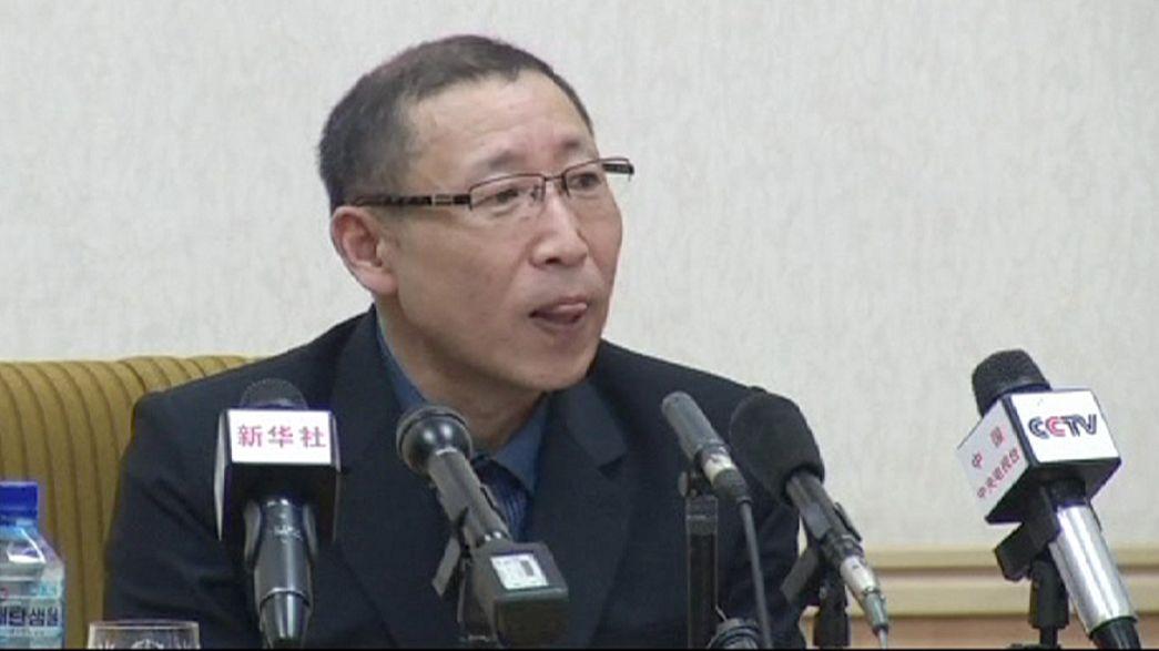 La Corée du Sud exige la libération de deux de ses ressortissants arrêtés par Pyongyang
