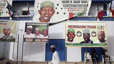 Wahlen in Nigeria: Goodluck Jonathan und Rivale liegen gleichauf