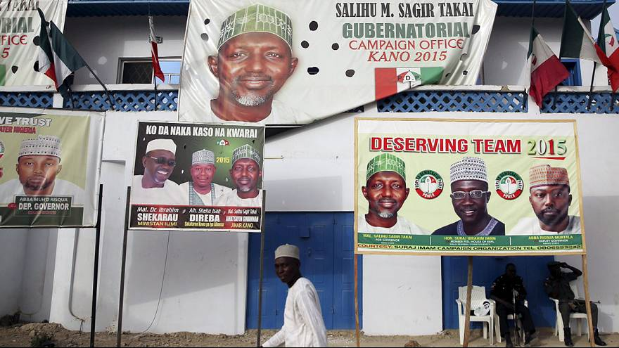 Nigeria : présidentielle serrée entre Goodluck Jonathan et Muhammadu Buhari